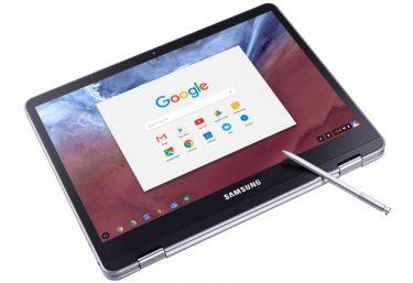 どっちが早い!? The Samsung Chromebook Plus/Pro(神器)とgoogleplay対応の神アップデート
