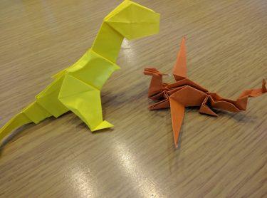 Youtubeでティラノザウルとドラゴンをおってみた。ごっつい疲れた。